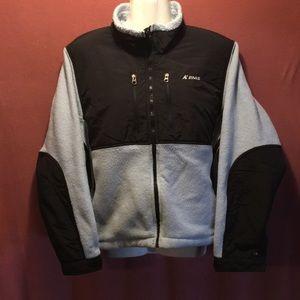 EMS Polartec zipper up sweatshirt